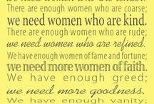 Vrouw-zijn