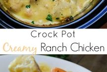 Crockpot Deliciousness / Recipes I wanna try / by Mimi G. Style