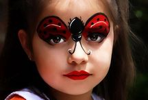 Face Painting - Carnaval - Ladybug