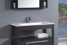 European Bathroom Vanities / European bathroom vanities have managed to be prominent attraction to the bathroom vanities' customers. The reason behind the success of European bathroom vanities is that they come in all styles from classic to traditional and even top notch contemporary. You need to determine which style you are going to use in your bathroom then take a pick from the variety of European bathroom vanities.