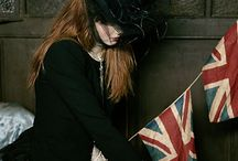 Anglophile  / by Gloria