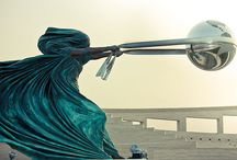 Gravity-Defying Sculptures