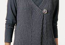 Vest Knitting