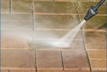 HIGH PRESSURE CLEANING IDEAS / HIGH PRESSURE CLEANING