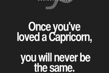 Capricorns / About being born on January 11