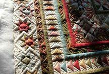 miniature patchwork quilts