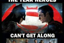 Superhero Memes / The daily life's and fails of superheroes