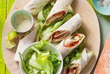 Food - Lunchgerecht