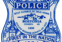 Boston Police Department- Est.1854