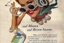 Vintage reklama