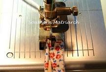 Sewing - Piping/Bias/Cording / by Pat Reijonen