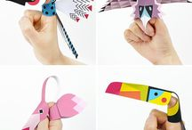 Bird Projects for Kids