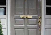 Дверь домой