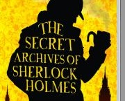 Sherlock Holmes and Friends / Sherlock Holmes and Watson are the most beloved of British characters, and since many of our authors have been inspired by the duo we thought a board dedicated to all things Holmesian was in order...