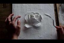 Скульптура живопись