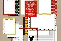 All Things Disney / by Christine Duff