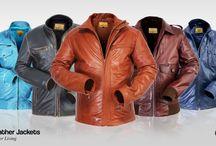 Leather Jackets , India