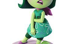 Disney Infinity Characters / Disney Infinity Characters
