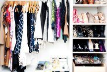 Closets / by Rebecca Sherman