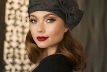 Fashion - Top it off with a beret!