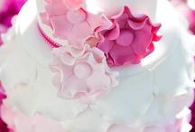 flower cakes for Esme