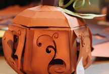 Fall/Thanksgiving Crafts / by Beth Forehand