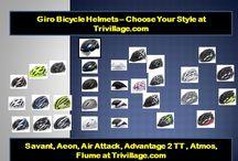 Giro Bicycle Helmets @ Trivillage.com / Giro Bicycle Helmets @ Trivillage.com