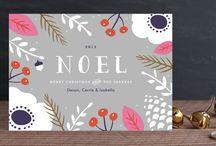 christmas card ideas / by Karen Egeberg