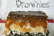 BROWNIES, COOKIES, CAKES AND OTHER DESSERTS / by Carissa Buxton-Scott