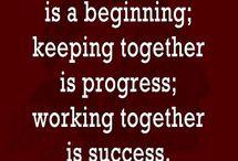 Quotes samenwerken