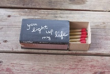 Matchboxes / Little masterpieces / by MrsBee