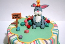 Easter Cake Designs