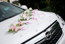 Weddlove - Dekoracje samochodu do ślubu