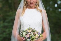 Bruidsboeketten / Het bruidsboeket is jouw centerpiece en moet er natuurlijk tip-top uitzien!