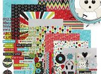 My Scrapbook Designs / my scrapbook designs available at ScrapGirls:  http://store.scrapgirls.com/designers/Carolyn-Kite.html