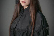 Gothic Lolita Fashion / Gothic and Lolita clothing www.indrolita.com