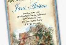 Jane Austen / All things Jane Austen