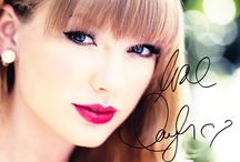 Taylor Swift / Enjoy a few of the Authentic Taylor Swift Autographs I ... Johnny Depp