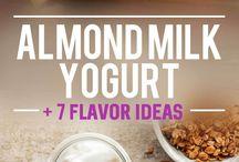 Vegan - jogurt