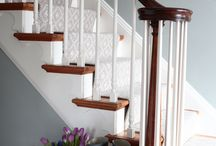Stair banister ideas