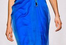 Blue Fashion Styles