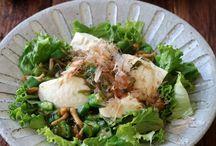 食 冷たい野菜系