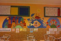 iskolai dekorjaim / kreatív