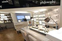 Merchandising Retail  Beaute