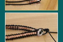 bracelets/necklaces DIY