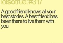 Friendship / by Hannah Sadrin