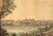 1820-luku / Vaatteita, kuvia yms. 1820-luvulta.