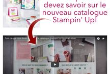 Catalogue Stampin' Up! TRUCS