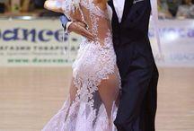 Платья танцы