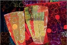 Books by SAQA Members / SAQA Members are some of the most talented artists, writers, and teachers in fiber art!